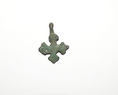 Viking Age Cross rare form . ca 10-11 AD. 3