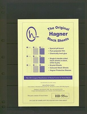 Hagner Double Sided Stamp Album Stock Pages 5