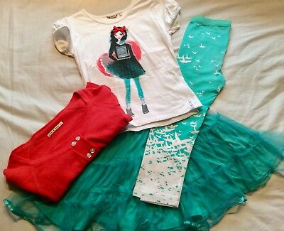 Girls Summer Outfit by NONO  6yrs 2