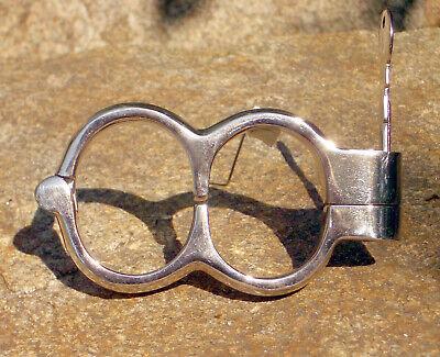 Fußschellen boundshop de anklecuff KUB KB 926 Edelstahl handcuff handschellen 6