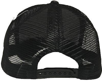 10deb9be4b863 ... Tamaulipas Mexico Logo Federal Hat Gorra De Palma Visera De Piel Black  Mesh 2