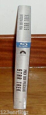 Star Trek+Star Trek En La Oscuridad 2 Blu-Ray Nuevo Precintado (Sin Abrir) R2 3