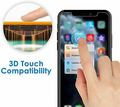 Antichoc Bumper Coque + Verre iPhone 11 Pro MAX XS XR / Silicone Case Protection 10