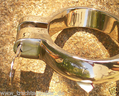 Fußschellen boundshop de anklecuff KUB KB 926 Edelstahl handcuff handschellen 2