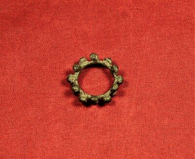 Rare Ancient Celtic Sun Amulet 3