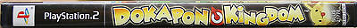 "Dokapon Kingdom PS2 (Sony PlayStation 2) Brand New Factory Sealed. ""Y"" fold. 5"