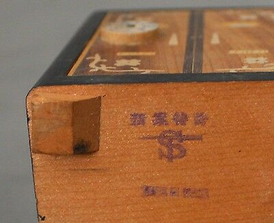 Early 20th Century Chinese Novelty Money Box 6