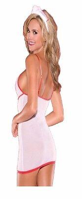 Sexy Krankenschwester Kleid - 3-teilig - super preiswert - nur wenige am Lager