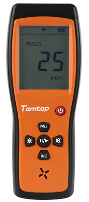 Temtop P200 Air Quality Formaldehyde Monitor Detector with PM2.5/PM10 4