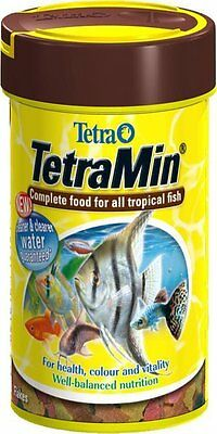 TetraMin Complete Flake Food for all Tropical Fish 20g 2
