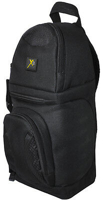 Camera Sling Backpack Bag for Canon Nikon Sony DSLR & Mirrorless by XIT Photo 3