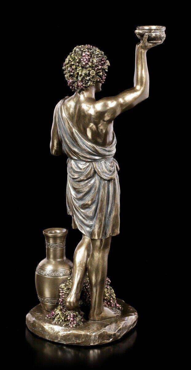 Dionysos Figur Griechischer Gott des Weines Veronese Gottheit Griechenland