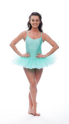 Donne Ragazze Verde Menta Ballet Costume Tutu Outfit Tutte Le Misure Da Katz 3