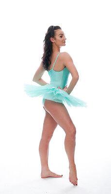 Donne Ragazze Verde Menta Ballet Costume Tutu Outfit Tutte Le Misure Da Katz 4
