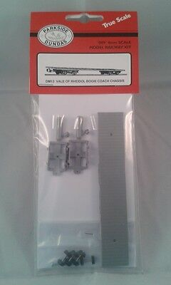 Bogie Coach Chassis (OO9 kit) - Parkside Dundas DM13 - F1