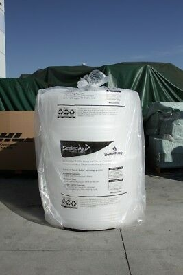 """50 Ft Sealed Air Bubble Wrap® Roll 1/2"""" 12"""" Wide Perforated Every 12"""""""