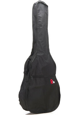 db22d03c0c0 ... Rio Guitar Bag Acoustic Classical Electric Bass Case Cover GigBag With  Straps 2
