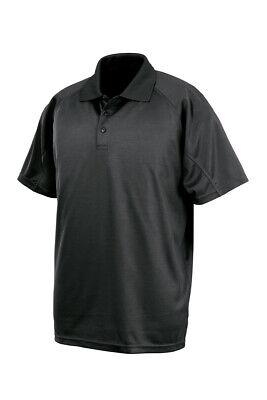 Mens Lightweight Aircool Polo T Shirts Size S to 5XL PLAIN SPORTS & CASUAL SHIRT 5