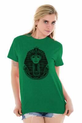 Ancient Egyptian Pharaoh Shirt   Mystic Scarab Symbol Tarot T Shirt
