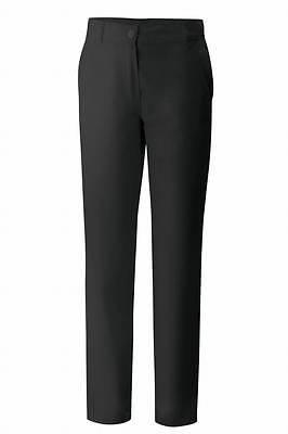 Damen Kochhose Bäckerhose Kochbekleidung pepita schwarz weiß Gr. 32 bis 56 Neu
