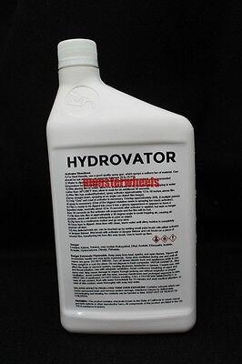 1 QUART 32oz HYDROVATOR HYDROGRAPHICS WATER TRANSFER ACTIVATOR film tank dip kit