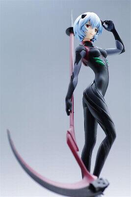 Anime Evangelion EVA Ayanami Rei Sickle Ver Figure Collection PVC Figurine Toy