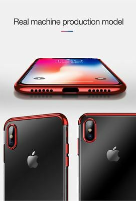 Case for Apple iPhone X 8 7 6S Plus Cover New ShockProof 360 Hybrid Silicone 11