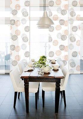 3 Von 5 Gardinia Flächenvorhang 60x245cm U0026 60x300cm, V. Farben U0026 Muster    Schiebegardine