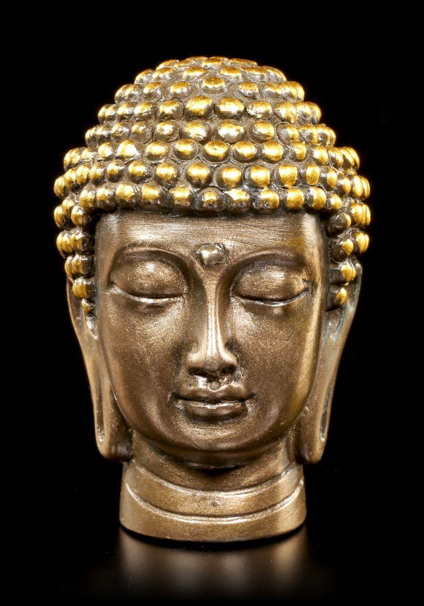 Buddha Kopf Klein Figur Feng Shui Deko 2 Von 5