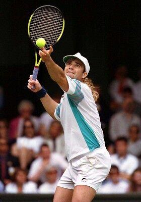 Racchetta tennis Head Radical Tour Series autogafata da Andrè Agassi 3