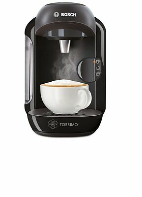 Bosch Tassimo Vivy Hot Drinks and Coffee Machine 1300W Instant Coffee Pods Black 3