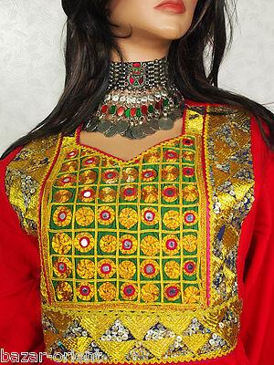 Orient Nomaden Tracht afghan kleid Tribaldance afghanistan traditional dress R16 6