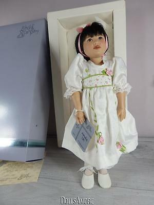 "HELEN KISH DOLL SLIP FOR 11-12/"" AIMEE LIN AND OTHERS"