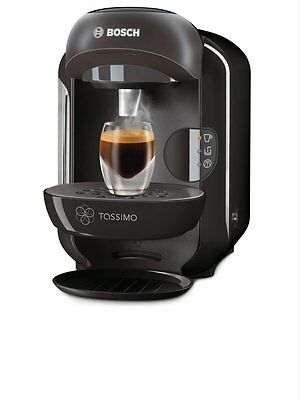 Bosch Tassimo Vivy Hot Drinks and Coffee Machine 1300W Instant Coffee Pods Black 4