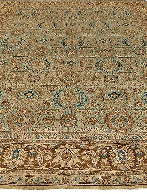Antigüedad Persa Tabriz Alfombra BB5970 2