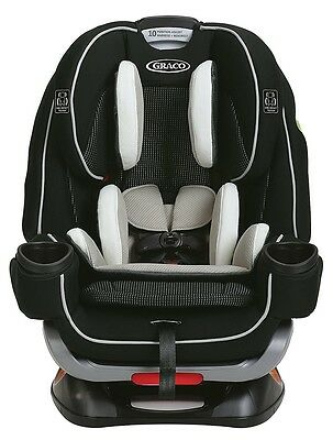 2 Of 9 Graco Baby 4Ever Extend2Fit All In 1 Convertible Car Seat Infant Booster Clove
