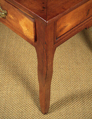 Antique 19th.c. French Cherrywood Kitchen Table c.1810. 10