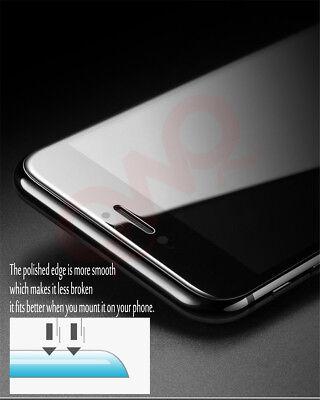 Pellicola Vetro Temperato 5D CURVO Protezione Completa per iPhone XS MAX XR 7 8 4