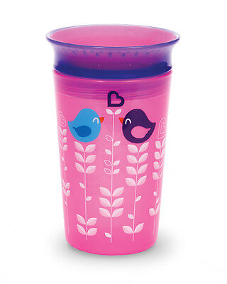Munchkin Miracle Trainer Cup Decor 360 Sippy Cup Anti Spill Baby Cup New 2019 3