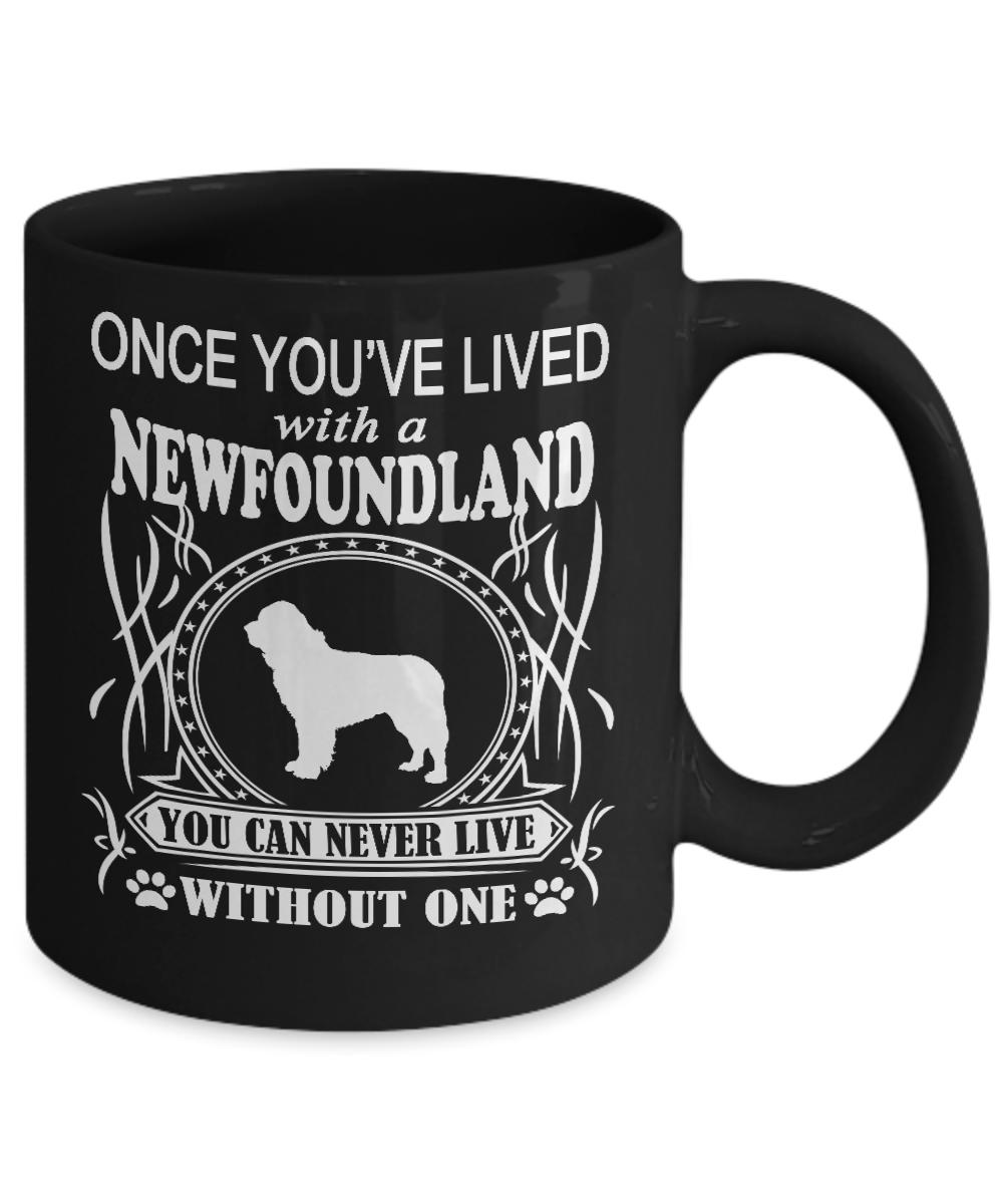 NEWFOUNDLAND Dog, Newfoundlands,Newfoundland dogs,Newfie,Coffee Mug