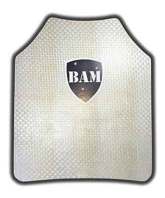 Body Armor | Bullet Proof Plates | ArmorCore | Level IIIA+ 3A+ FLAT 10x12 PAIR 2
