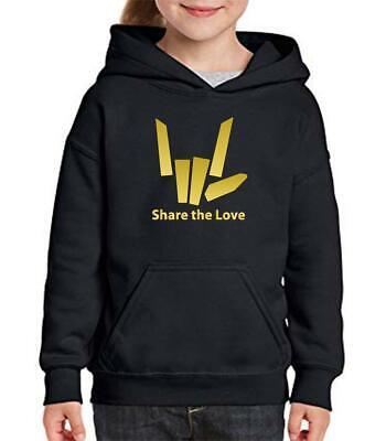 Sharerghini Hoodie Share The Love Jumper You Tube Trending