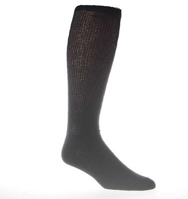 Physician's Choice Over The Calf Diabetic Crew Socks 3-6-12 Pairs 10-13/13-15 3