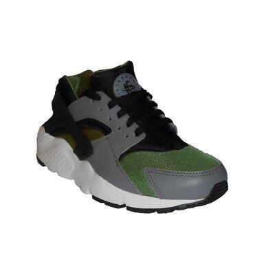 eb3eb2ab3aafe ... Nike Huarache série garçon fille UK taille 5 6 Multicoloré Chaussure  Série NEUF 4