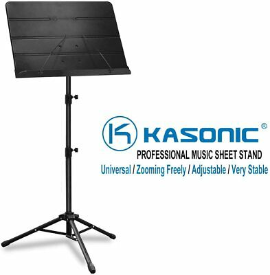 Music Stand, Professional Sheet Music Stand with Clip Holder, Carrying Bag 7