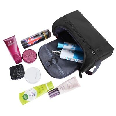 Men Business Travel Cosmetic Bag Make Up Toiletry Storage Dry Wet Pouch Wash Bag 10