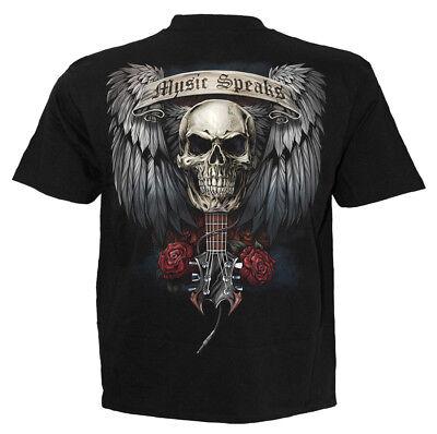 Spiral Direct Tribal Wrap Sleeveless Tank Top//Skull//Fire//Rock//Metal//Biker//Music