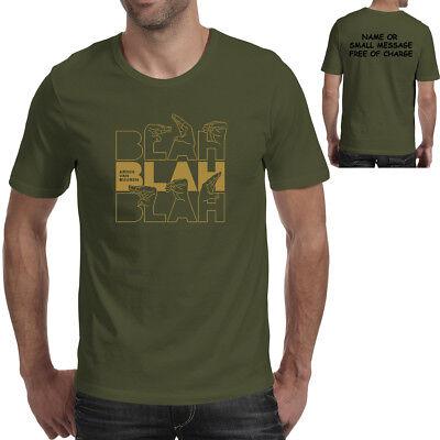 Armin Van Buuren Blah Blah Blah Trance Premium T-Shirt Music Tee Top MU 2