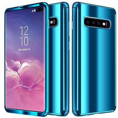 Samsung Galaxy S10/S10e/S9/S8 Plus 360 Plating Full Body Case Slim Mirror Cover 7
