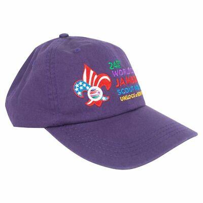 Boy Scout 2017 Official National Jamboree Embroidered Logo Cap Hat Adjustable